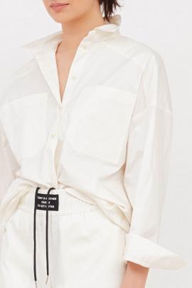 Блуза Lakbi 51968 белый