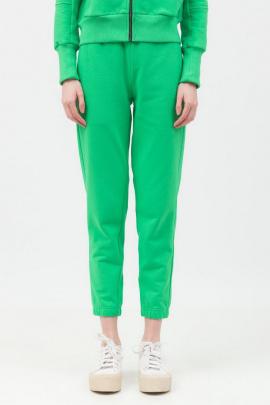 Брюки Lakbi 51979 зеленый