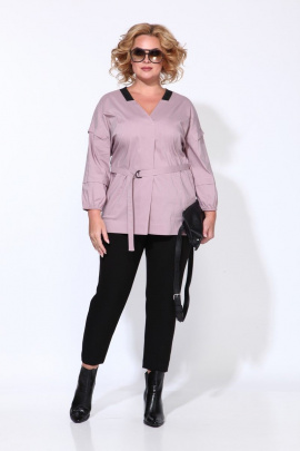 Блуза Karina deLux М-9904 пудра