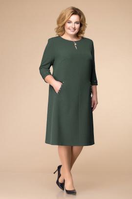 Платье Romanovich Style 1-1729 хаки