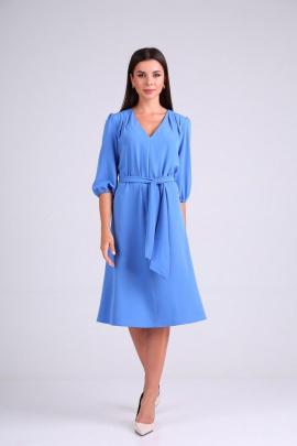 Платье Diamant 1713 голубой