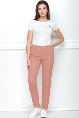Брюки LeNata 11571 розовый