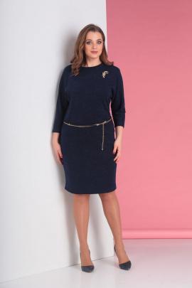 Платье Basagor 529 синий