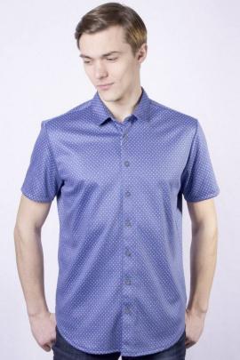 Рубашка Nadex 950015Т_170 синий