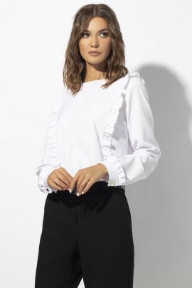 Блуза VIZAVI 653 белый