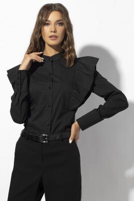 Блуза VIZAVI 660 черный