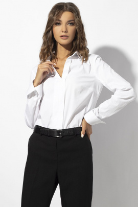 Блуза VIZAVI 661 белый