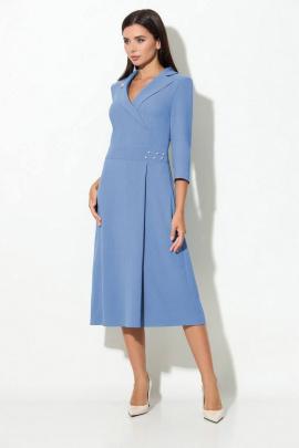Платье Koketka i K 862-3 голубой