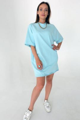 Платье Ivera 1039 голубой