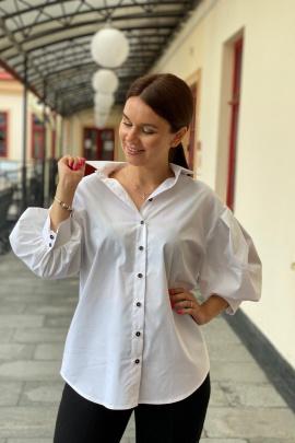Рубашка S.O.L O Me 901 белый