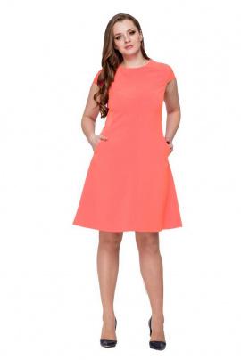 Платье AMORI 1696 розовый
