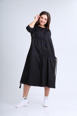 Платье MALI 421-057 черный