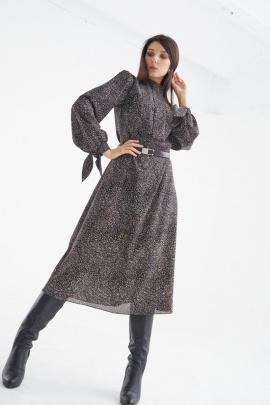 Платье MALI 421-069 черный