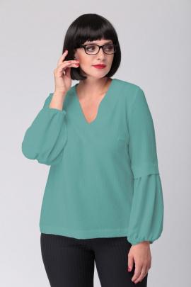 Блуза MALI 621-078 бирюза