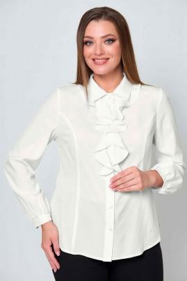 Блуза Асолия 4076/2 молочная