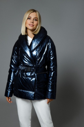 Куртка DiLiaFashion 0510 кристал