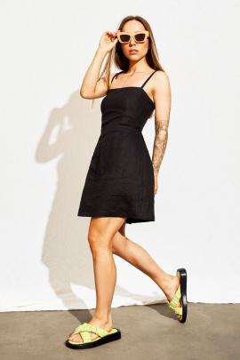 Платье Puella 3003 черный