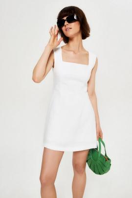 Платье Puella 3007 белый