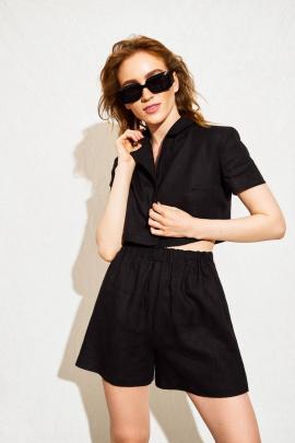 Рубашка Puella 3009 черный