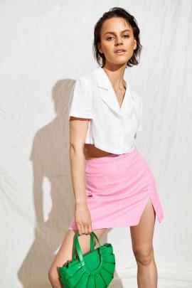 Юбка Puella 3010 розовый