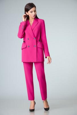 Женский костюм Le Collect 306 цикламен