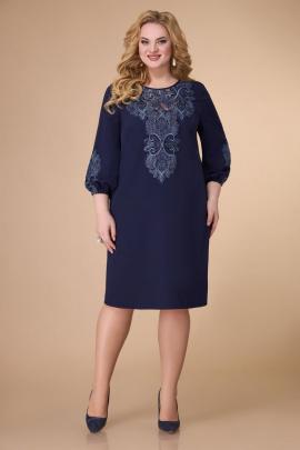Платье Svetlana-Style 1540 темно-синий