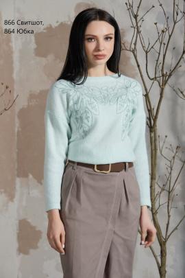 Джемпер NiV NiV fashion 866