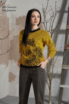 Джемпер NiV NiV fashion 869