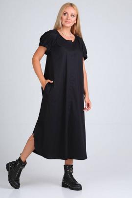 Платье FloVia 4097 черный