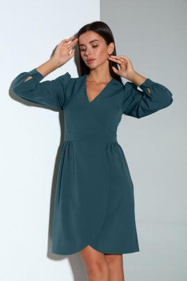 Платье Andrea Fashion AF-171 бирюза