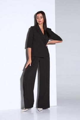 Женский костюм Andrea Fashion AF-154 черный