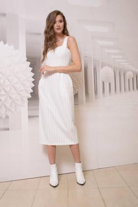 Платье Condra 4339 молочный