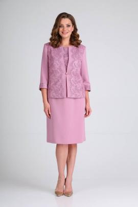 Жакет, Платье TVIN 8181 чайная_роза
