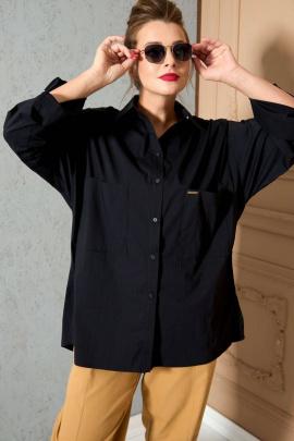 Рубашка SOVA 11078 черный