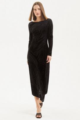 Платье Moveri by Larisa Balunova 5453 черный