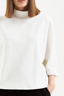 Блуза Moveri by Larisa Balunova 2123B молочный