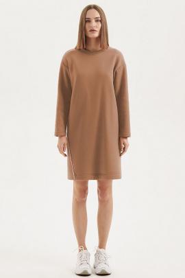 Платье Moveri by Larisa Balunova 5066D бежевый