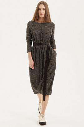 Платье Moveri by Larisa Balunova 5538 оливка