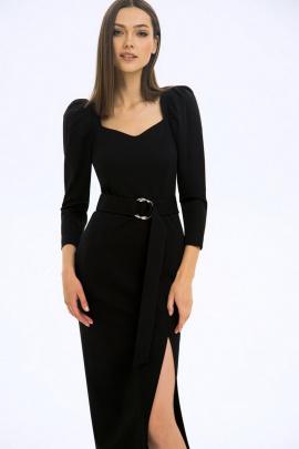 Платье LaVeLa L10181 черный