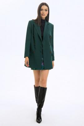 Жакет LaVeLa L30076 зеленый