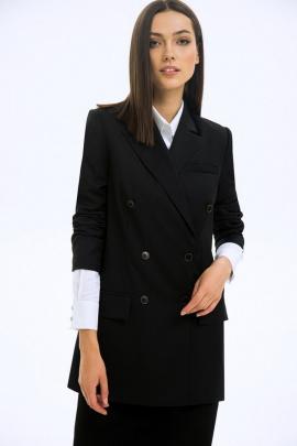 Жакет LaVeLa L30076 черный