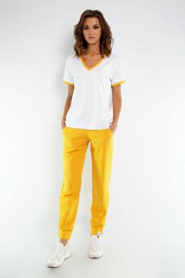 Брюки Kivviwear 4037 медовый-желтый