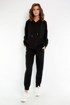 Спортивный костюм Kivviwear 4015-4040 черный