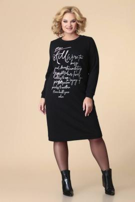 Платье Romanovich Style 1-2196 черный