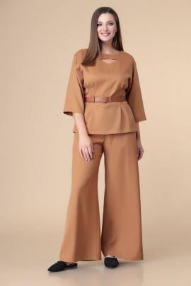 Брюки, Блуза Romanovich Style 2-2200 рыжий