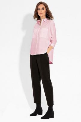 Рубашка Prio 706844 пыльно-розовый
