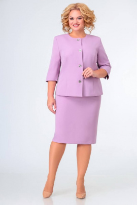 Женский костюм Swallow 394 розовый