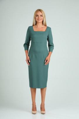Платье Vilena 732 малахит