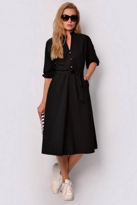 Платье PATRICIA by La Cafe F14909 черный