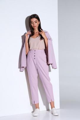 Женский костюм Andrea Fashion AF-158 лаванда